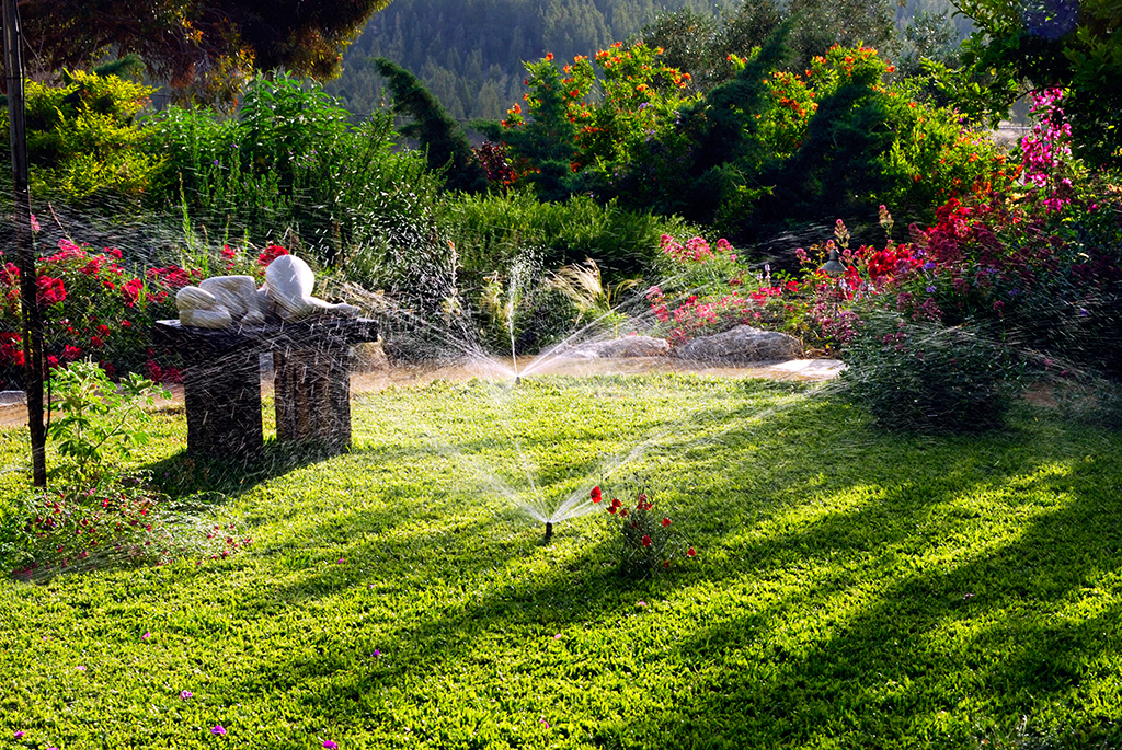 Sprinkler Winterization Near Me