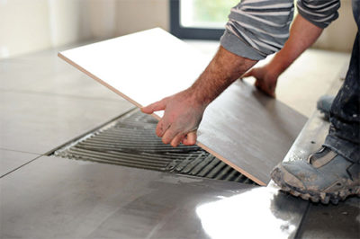Tile Installation Services